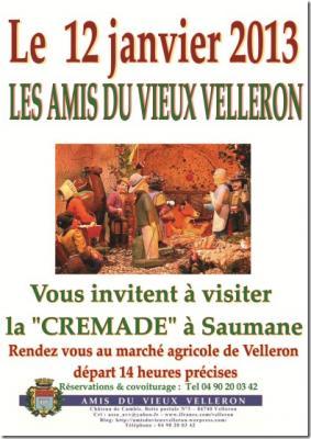 Affiche La Crémade