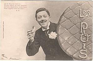 galette-des-rois-carte-postale-ancienne