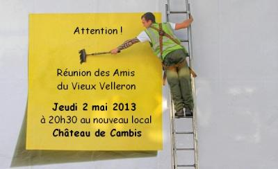 Réunion AVV 2.05.2013