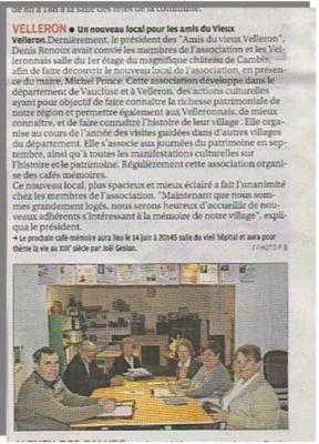 AVV dans la Provence 5.03.2015