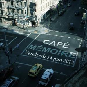 Café Mémoire 14.06.2013