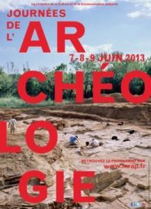 Journées archéo 2013