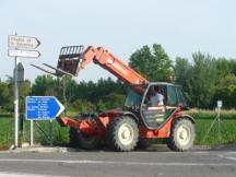 Tracteur bis
