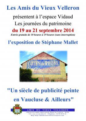 Expo septembre 2014