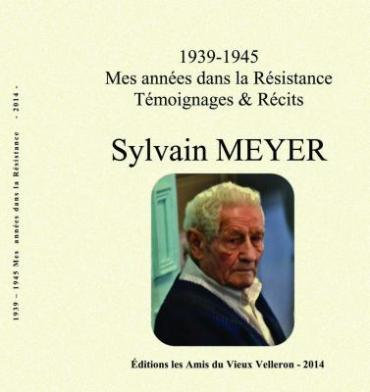 Livre Sylvain Meyer