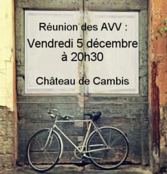 Réunion AVV décembre 2014