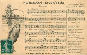 Poisson d'avril 2015